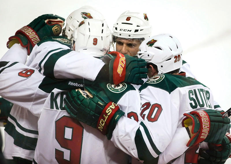 Wild: Koivu's OT Winner Keeps Minnesota In Striking Distance