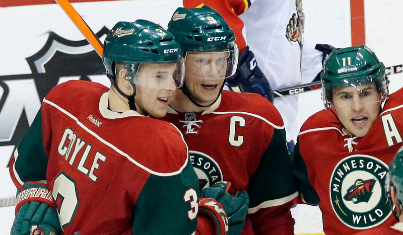 Minnesota Wild: Sloppy Victory Over Florida Is A Win-win Deal