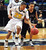 DeLaSalle's Geno Crandall steals the ball from Johnson's Justin Langeslay in the second half.  (Pioneer Press: Scott Takushi)
