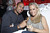 Then-Vikings wide receiver Hank Baskett and reality-show star Kendra Wilkinson.  Result: They already were married when Baskett came back to the Vikings in 2010 and still are.
