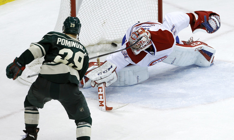 Wild Top Habs Late: For Jason Pominville, Goals Just Keep Coming