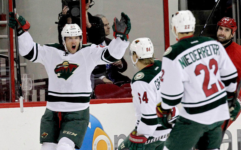 Wild End Their Shootout Shutout With Ugly Win At Carolina