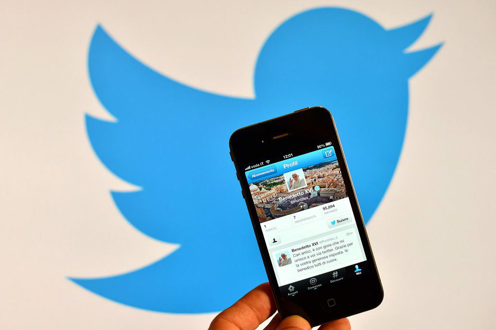 . 11. TWITTER <p>Still blessedly free of an effective delete history mechanism.  </p><p>     (Gabriel Bouys/AFP/Getty Images)</p>