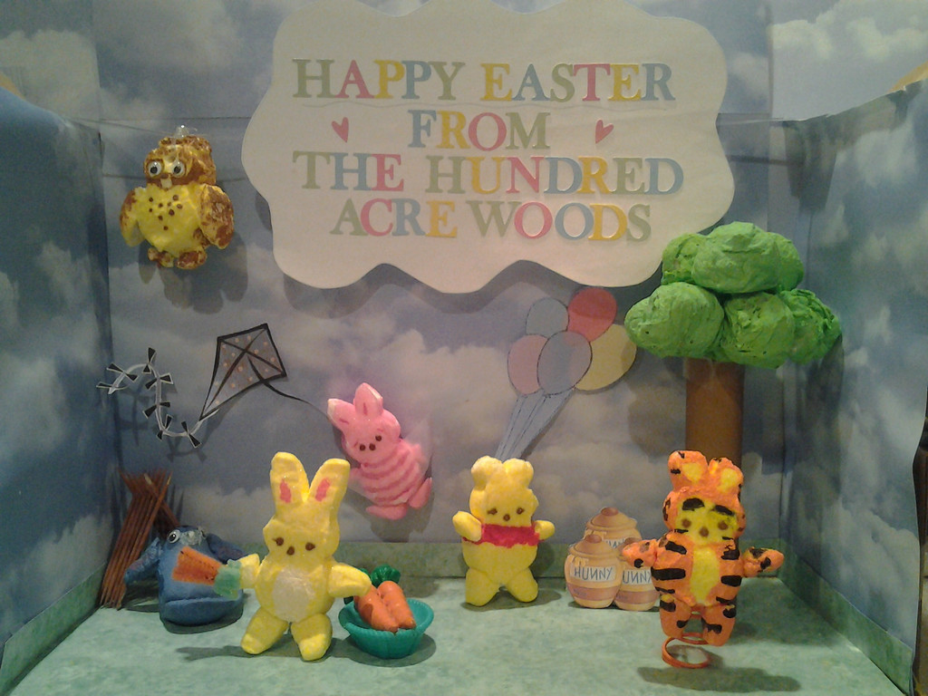 ". ""Winnie the Peep,\"" by Colleen Ayd, Maplewood"