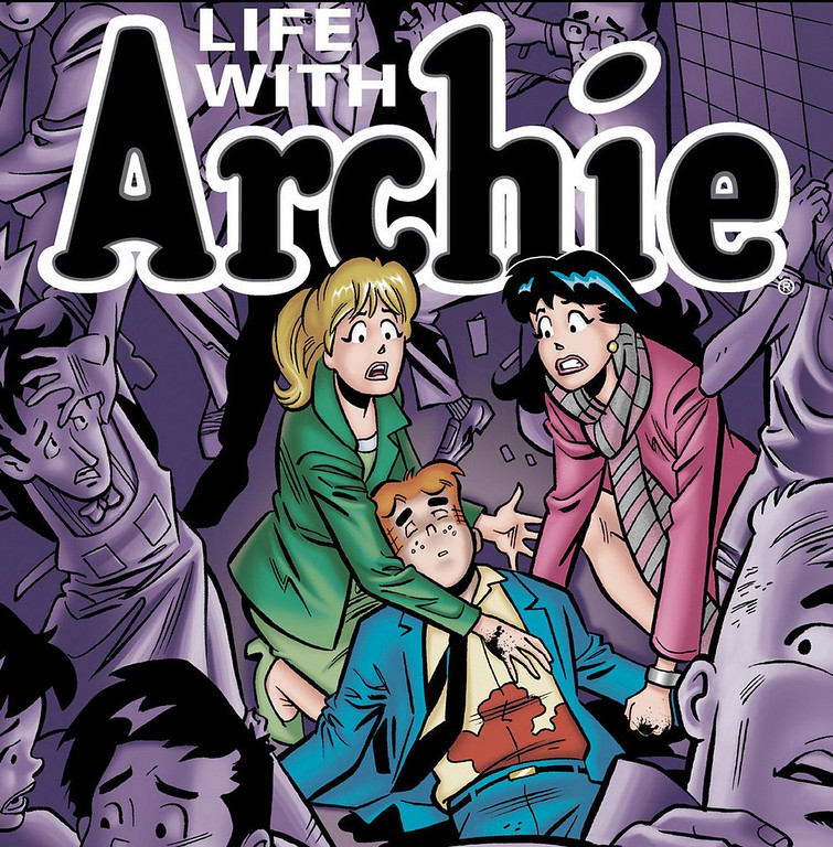 """. <p>4. ARCHIE <p>Comic book favorite slain in upcoming issue titled �My Dinner With O.J.� (unranked) <p><b><a href=\'http://www.twincities.com/entertainment/ci_25524712/comic-book-character-archie-be-killed-off?source=rss\' target=\""""_blank\""""> HUH?</a></b> <p>    (AP Photo/Archie Comics)"""