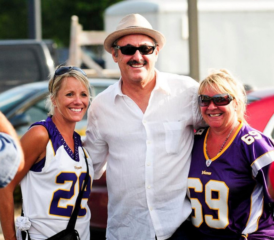 ". <p><b> Vikings owner Zygi Wilf saw his reputation damaged when a New Jersey judge said he was guilty of � </b> <p> A. �Bad faith and evil motive�  <p> B. �Organized crime-type activities�  <p> C. �Stadium extortion�  <p>  (Pioneer Press: Ben Garvin) <p><b><a href=\'http://www.twincities.com/business/ci_23804007/minnesota-vikings-owner-zygi-wilf-loses-lawsuit-filed\' target=""_blank\""> HUH?</a></b>"
