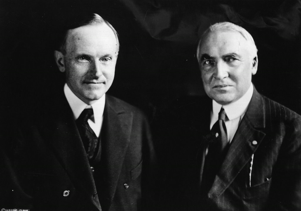""". 6. (tie) WARREN HARDING <p>Judging by the love letters to his mistress, our first presidential tramp. (unranked) <p><b><a href=\'http://www.huffingtonpost.com/2014/07/07/harding-love-letters_n_5564889.html\' target=\""""_blank\""""> LINK </a></b> <p>   (Topical Press Agency/Getty Images)"""
