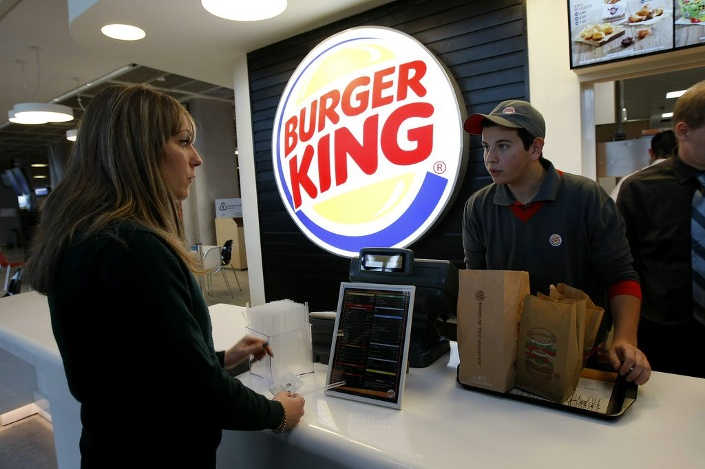 ". 4. BURGER KING <p>Wants to buy Tim Horton�s to get into the doughnut business, and the American tax evasion business. (unranked) </p><p><b><a href=""http://www.twincities.com/business/ci_26398977/burger-king-tim-hortons-may-create-new-company\"" target=\""_blank\""> LINK </a></b> </p><p>    (AP Photo/Claude Paris)</p>"