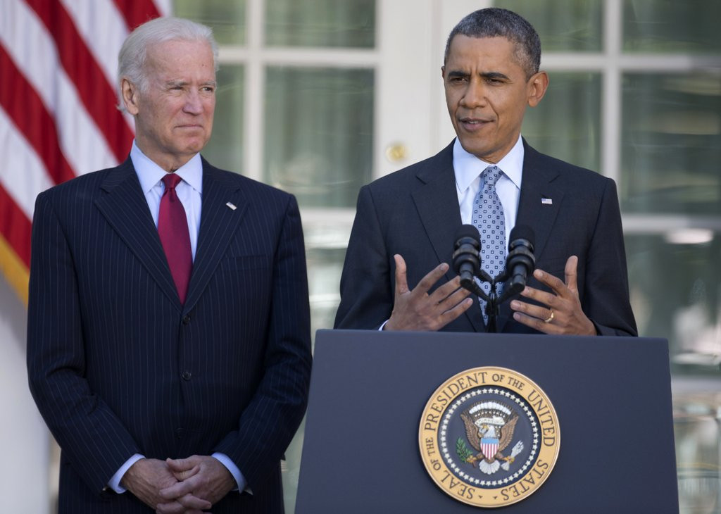 """. <p><b> President Obama last week announced, with much fanfare, that 7.1 million Americans � </b> <p> A. Signed up for Obamacare  <p> B. Beat him in their NCAA brackets <p> C. Still had jobs <p><b><a href=\'https://www.ijreview.com/2014/04/125906-krauthammer-7-1-million-phony-number/\' target=\""""_blank\"""">HUH?</a></b> <p>   (AP Photo/Carolyn Kaster)"""