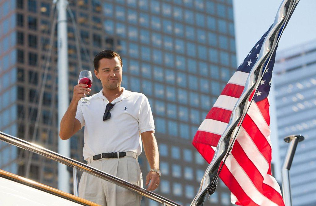 ". <p>9. �THE WOLF OF WALL STREET� <p> Leo, Scorsese, 506 F-bombs AND candle sodomy? I think I hear Oscar calling ...    <p><b><a href=\'http://entertainment.time.com/2014/01/03/the-wolf-of-wall-street-breaks-f-bomb-record/\' target=""_blank\""> HUH?</a></b> <p>   (AP Photo/Paramount Pictures, Mary Cybulski)"
