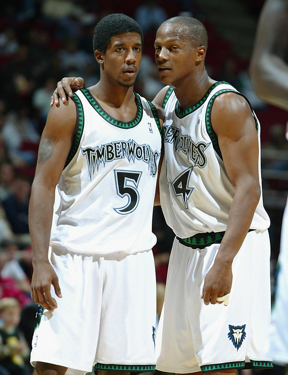 . 21. 2002 � No. 52 Marcus Taylor.  This was the second draft without a first-round pick because of the Joe Smith deal. Taylor led Michigan State to a Final Four as a freshman. He led the Big Ten in scoring and assists as a sophomore. But one more season under Spartans coach Tom Izzo could have been huge in his development. He never played for the Wolves. (Photo By David Sherman/NBAE/Getty Images)