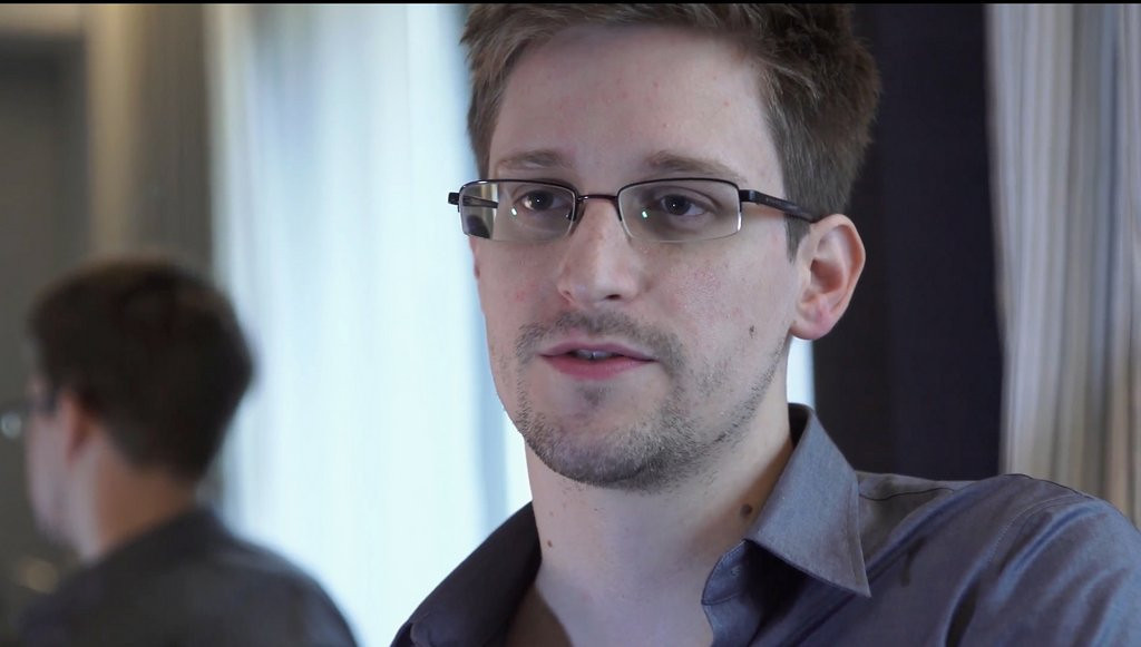 ". <p>7. (tie) EDWARD SNOWDEN <p>Who better to give a Christmas message than the Grinch Who Sold Out His Country?   <p><b><a href=\'http://www.politico.com/story/2013/12/edward-snowden-christmas-message-101529.html\' target=""_blank\""> HUH?</a></b> <p>    (AP Photo/The Guardian, Glenn Greenwald and Laura Poitras, File)"