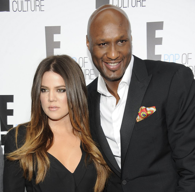 """. <p><b> Former NBA star and former Kardashian mate Lamar Odom announced that he is going to spend the rest of the basketball season playing in � </b> <p> A. Spain <p> B. France <p> C. A drunken stupor <p><b><a href=\'http://espn.go.com/nba/story/_/id/10473042/lamar-odom-make-comeback-spain\' target=\""""_blank\"""">HUH?</a></b> <p>    (AP Photo/Evan Agostini, File)"""