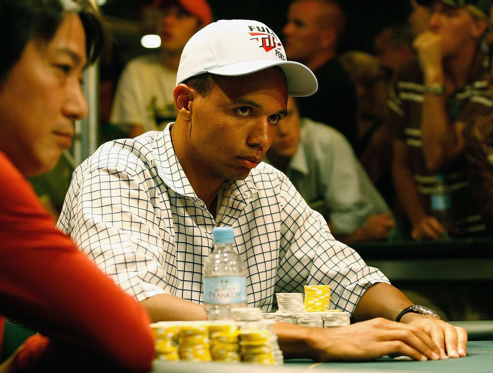 """. <p>6. PHIL IVEY <p>If you call yourself �the Tiger Woods of poker,� you�re ASKING to be called a cheater. (unranked) <p><b><a href=\'http://abcnews.go.com/Entertainment/poker-player-phil-ivey-cards/story?id=23302506\' target=\""""_blank\""""> HUH?</a></b> <p>    (Simon Fergusson/Getty Images)"""