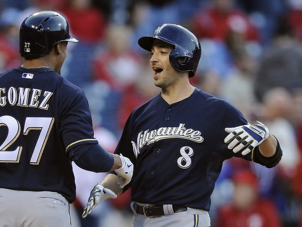 """. <p>5. RYAN BRAUN <p>Booing only makes him stronger, just like steroids. (1) <p><b><a href=\'http://deadspin.com/ryan-braun-homers-three-times-to-heavy-boos-and-cheate-1561058607\' target=\""""_blank\""""> HUH?</a></b> <p>    (AP Photo/Michael Perez)"""