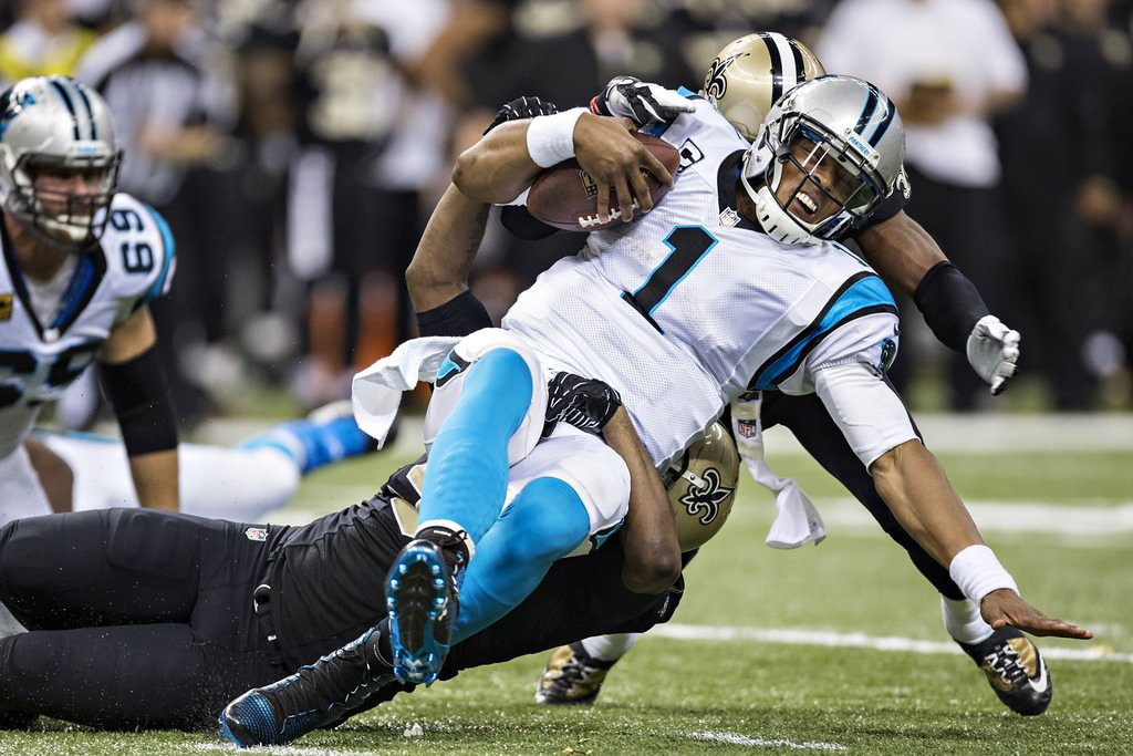 . <p><b> Jets at Panthers (-11):</b> <p>New Orleans brought Carolina back down to earth last Sunday night, ending the Panthers� seven-game winning streak easily at the Superdome. It was almost as predictable as the Panthers starting another winning streak this Sunday. <p>Pick: <b>Panthers by 14</b> <p>    (Wesley Hitt/Getty Images)