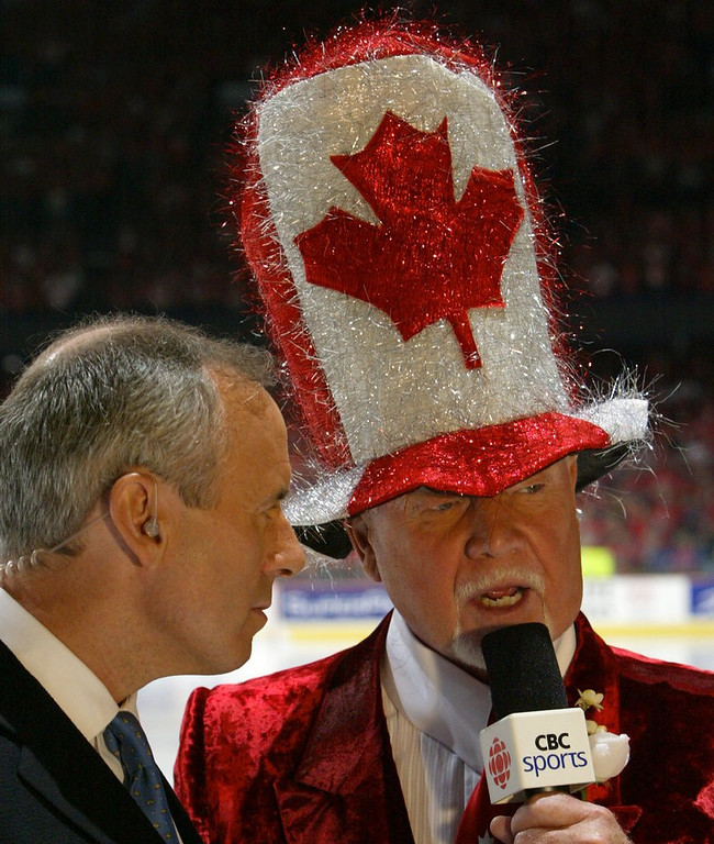 """. <p>8. CANADA <p>Sucks at hockey now, but at least it still has Bieber. (3) <p><b><a href=\'http://www.nhl.com/ice/news.htm?id=713982\' target=\""""_blank\""""> HUH?</a></b> <p>   (Dave Sandford/Getty Images)"""