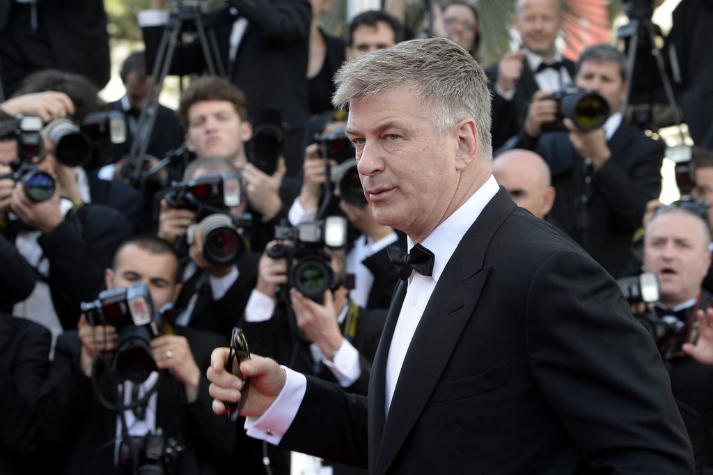 """. <p>31. ALEC BALDWIN <p>What�s in your wallet, you c********** f*****? <p><b><a href=\'http://www.mediaite.com/tv/alec-baldwin-attacks-msnbc-for-firing-him-but-keeping-martin-bashir-on-the-air/\' target=\""""_blank\""""> HUH?</a></b> <p>    (Anne-Christine Poujoulat/AFP/Getty Images)"""