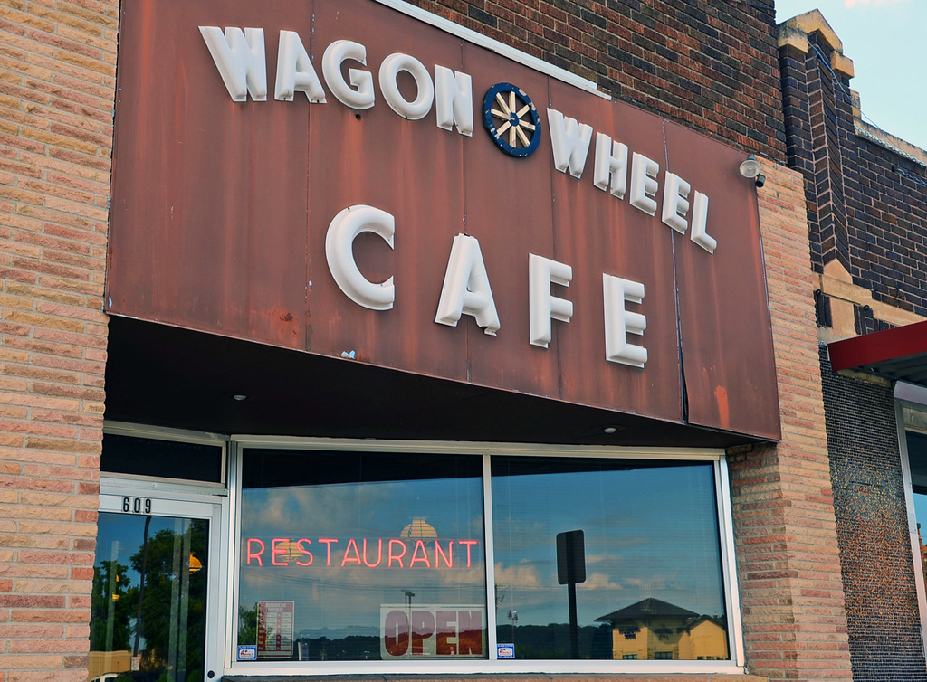 . The Wagon Wheel Cafe in Mankato is a step back in time with a stripped down menu and oodles of charm. (Pioneer Press: C.J. Sinner)
