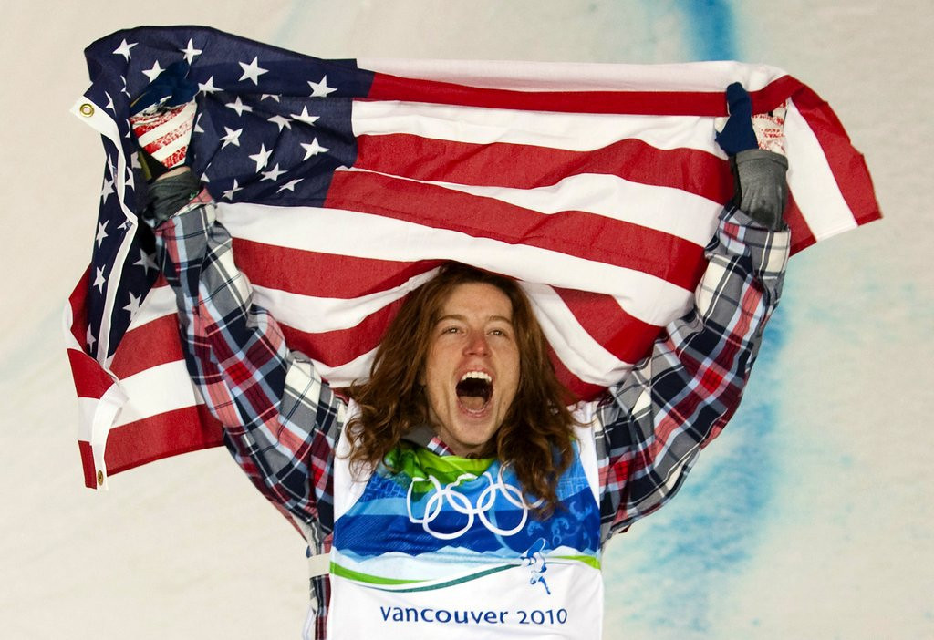 """. <p>7. SHAUN WHITE <p>Sure he�s crazy ... but not crazy enough to test Sochi�s killer slopestyle course. (unranked) <p><b><a href=\'http://www.twincities.com/breakingnews/ci_25066336/snowboarder-shaun-white-withdraws-from-olympic-slopestyle\' target=\""""_blank\""""> HUH?</a></b> <p>    (AP Photo/The Canadian Press, Sean Kilpatrick, File)"""