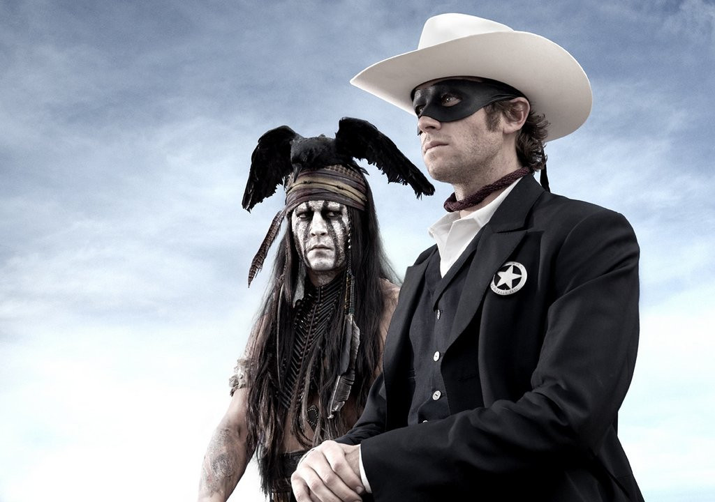 ". <p><b><a href=\'http://www.hollywoodreporter.com/news/box-office-report-lone-ranger-581303\' target=""_blank\""> 1. (tie) �The Lone Ranger� </a></b> <p>You�re box office poison, Kemo Sabe. (unranked) <p> --------------------------------------------   (AP Photo/Disney/Bruckheimer Films, Peter Mountain, File)"