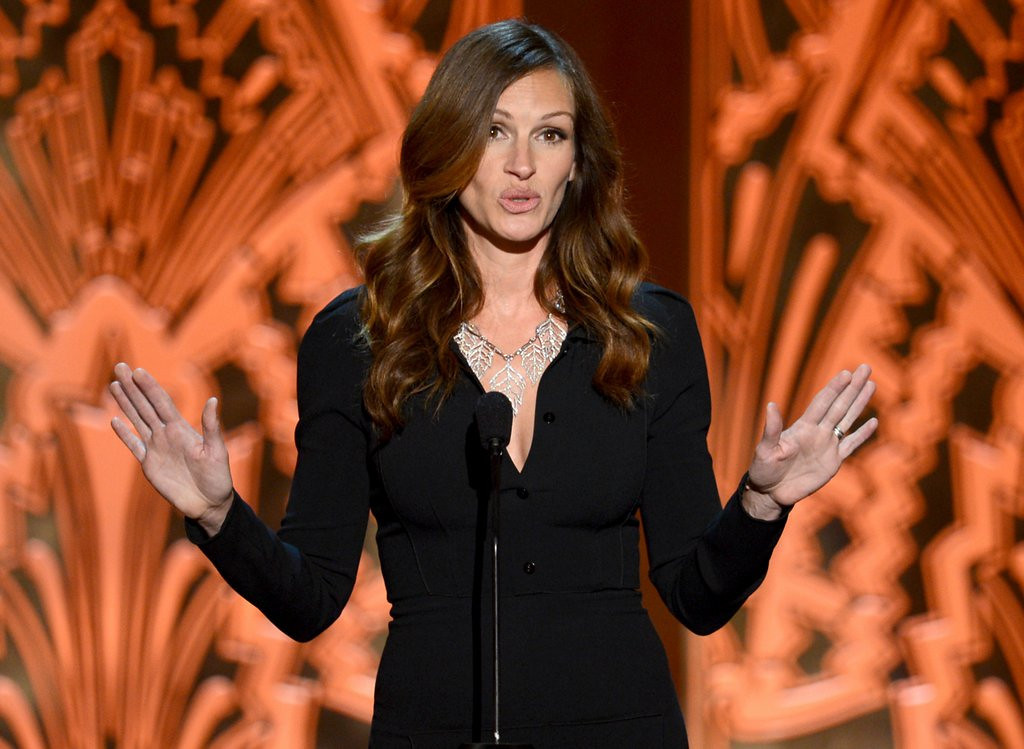 . <p>2. (tie) JULIA ROBERTS <p>Pretty nasty woman saves the best fatty jokes for her half-sister. (unranked) <p>     (Kevin Winter/Getty Images)
