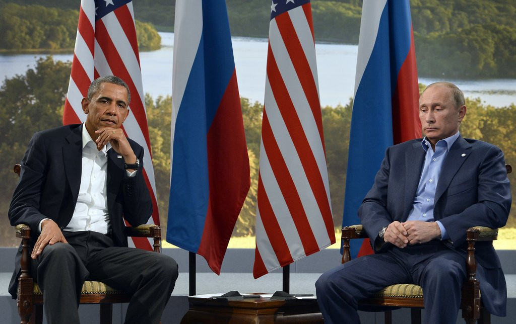 """. <p>4. VLADIMIR PUTIN <p>Noticed that President Obama sanctioned everybody EXCEPT him. Laughed heartily. (unranked) <p><b><a href=\'http://abcnews.go.com/blogs/headlines/2014/03/russian-deputy-pm-laughs-at-obamas-sanctions/\' target=\""""_blank\""""> HUH?</a></b> <p>     (Jewel Samad/AFP/Getty Images)"""