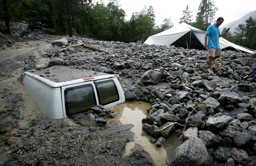 ". 10. (tie) MUDSLIDES <p>One of our least favorite natural disasters. (unranked) </p><p><b><a href=""http://www.cnn.com/2014/08/03/us/california-mudslides/index.html\"" target=\""_blank\""> LINK </a></b> </p><p>   (AP Photo/The Press-Enterprise, David Bauman)</p>"