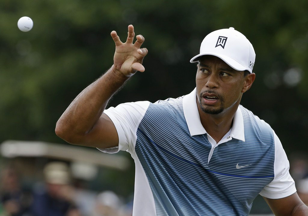 """. 5. TIGER WOODS <p>Planning to play in PGA. Just not very well. (unranked) </p><p><b><a href=\""""http://www.usatoday.com/story/sports/golf/2014/08/06/tiger-woods-pga-championship-bad-back-valhalla-ryder-cup/13633371/\"""" target=\""""_blank\""""> LINK </a></b> </p><p>   (AP Photo/David J. Phillip)</p>"""