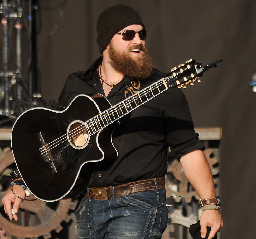 . Zac Brown and the Zac Brown Band perform. (Pioneer Press: John Autey)