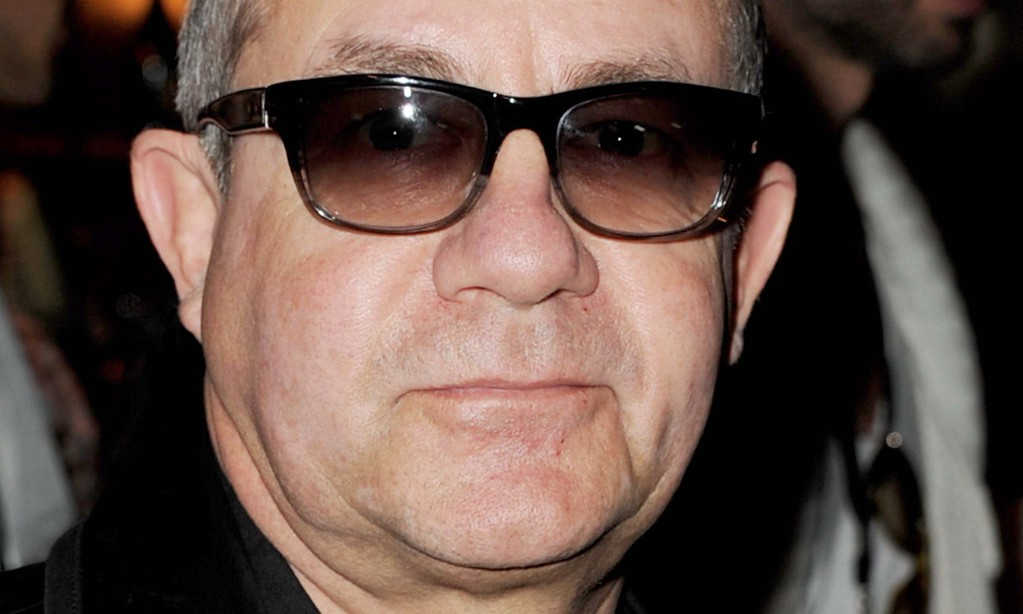 """. Lyricist Bernie Taupin, responsible for such Elton John-sung lines as, \""""I finally decided my future lies beyond the yellow brick road,\"""" is 65. (Kevin Winter/Getty Images)"""