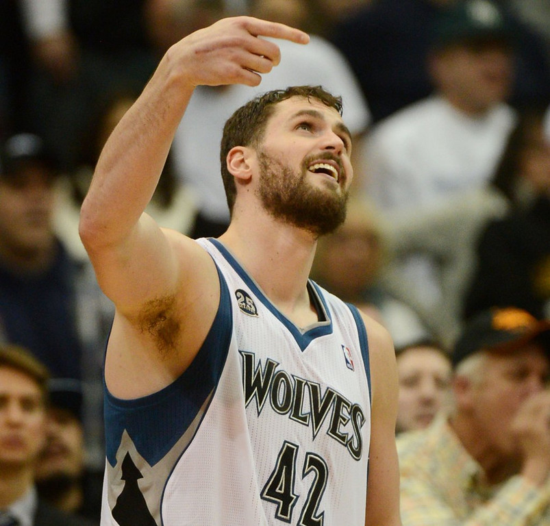 ". <p><b> Minnesota Timberwolves fans have come to the realization that this season they will not have � </b> <p> A. Kevin Love <p> B. Ricky Rubio <p> C. Trouble getting tickets for $5 on StubHub <p><b><a href=\'http://www.twincities.com/timberwolves/ci_25788856/timberwolves-reportedly-open-idea-trading-kevin-love\' target=""_blank\""> LINK </a></b> <p>    (Pioneer Press: Chris Polydoroff)"