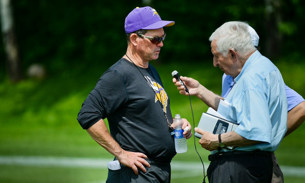 . 3. MIKE ZIMMER <p>If he picks the rest of his roster with the same care that he took picking his special teams coach � ay caramba!  </p><p>    (Pioneer Press: Ben Garvin)</p>