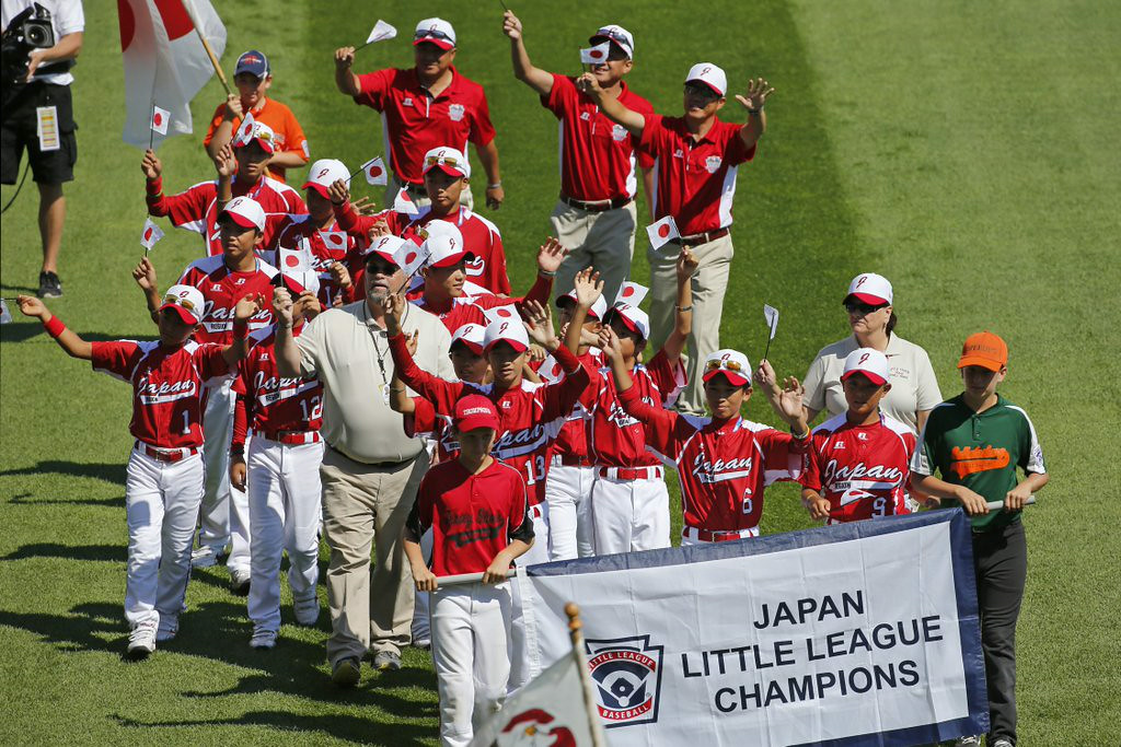". 7. LITTLE LEAGUE WORLD SERIES <p>The annual tradition of watching American children get their butts kicked by Japanese teenagers. (unranked) </p><p><b><a href=""http://www.littleleague.org/media/llnewsarchive/2014/January-April/2014-llbws-japan-region-champions.htm\"" target=\""_blank\""> LINK </a></b> </p><p>   (AP Photo/Gene J. Puskar)</p>"