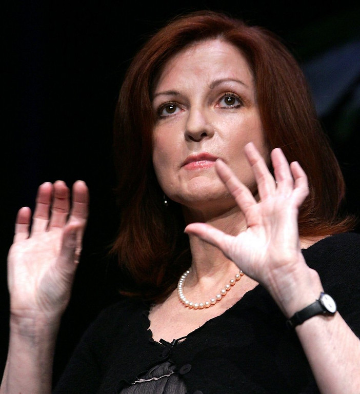 ". 6. MAUREEN DOWD <p>Life is like a box of marijuana chocolates � SCARY!!!!! (unranked) <p><b><a href=\'http://www.huffingtonpost.com/2014/06/03/maureen-dowd-tries-marijuana_n_5442224.html\' target=""_blank\""> LINK </a></b> <p>    (Frazer Harrison/Getty Images)"