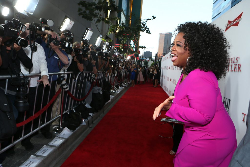 ". <p><b> Oprah Winfrey says she came face-to-face with racism when a store clerk made an assumption that she did not have enough money to buy � </b> <p> A. An expensive handbag  <p> B. A diamond necklace  <p> C. Every newspaper in America  <p>   (Alexandra Wyman/Invision/AP Images) <p><b><a href=\'http://www.twincities.com/national/ci_23828164/oprah-gets-swiss-apology-racist-encounter?source=hottopics\' target=""_blank\""> HUH?</a></b>"