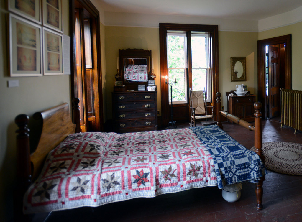. A child\'s bedroom at the LeDuc Historic Estate in Hastings, Minnesota, June 8, 2013.  (Pioneer Press: Chris Polydoroff)