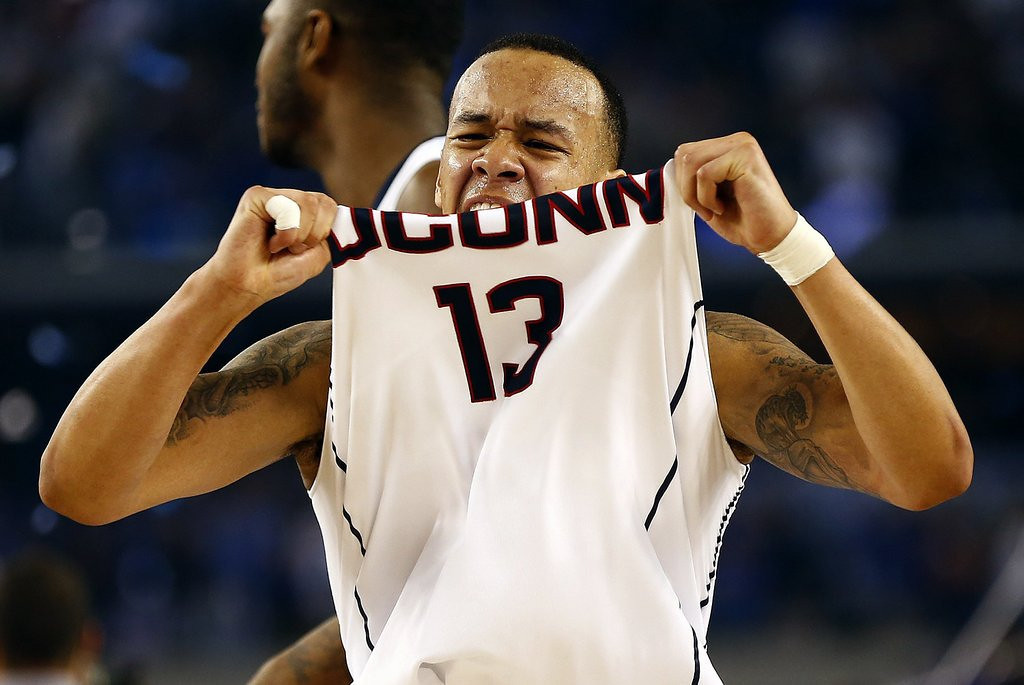 ". <p>10. (tie) CONNECTICUT HUSKIES <p>Played swell for a few weeks, but still the rankest champion in NCAA history. (previous ranking: unranked) <p><b><a href=\'http://dfm.twincities.com/article/uconn-vs-kentucky-liveblog-follow-tonights-ncaa-championship-live/be0dfc7b3362a4303b16beea8ec48fa6\' target=""_blank\""> HUH?</a></b> <p>   (Ron Jenkins/Fort Worth Star-Telegram/MCT)"