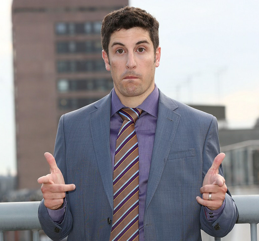 """. <p><b> Jason Biggs was back in the news last week, as the actor apologized profusely for � </b> </p><p> A. Making insensitive tweets after the Malaysian Airlines disaster </p><p> B. Turning international tragedy into a punch line </p><p> C. The �American Pie� movies </p><p><b><a href=\""""http://www.tmz.com/2014/07/17/jason-biggs-malaysian-crash-airline-shoot-down-missle-tweet/\"""" target=\""""_blank\"""">LINK</a></b> </p><p>    (Tim P. Whitby/Getty Images)</p>"""