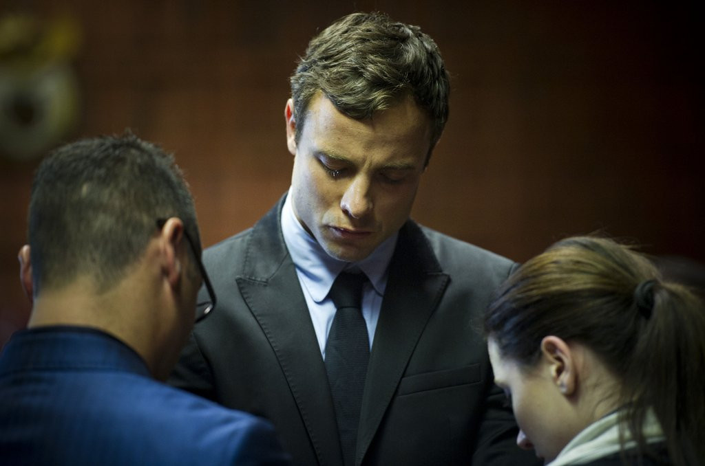 """. <p>2. OSCAR PISTORIUS <p>New evidence makes it clear he doesn�t have a leg to stand on. Yup � we went there � (unranked) <p><b><a href=\'http://www.twincities.com/sports/ci_23891630/oscar-pistorius-blade-runner-indicted-murder-charge\' target=\""""_blank\""""> HUH?</a></b> <p>    (AP Photo)"""