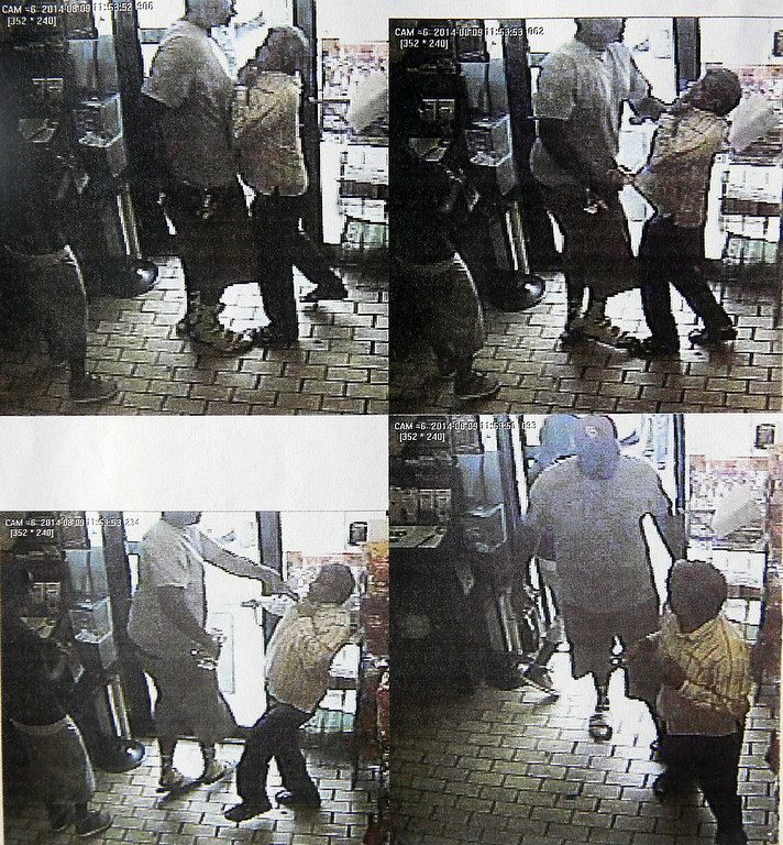 ". 2. MICHAEL BROWN <p>There�s no better way to have your reputation sullied than to be caught stealing Swisher Sweets. (unranked) </p><p><b><a href=""http://www.thesmokinggun.com/documents/crime/michael-brown-strong-arm-robbery-657032\"" target=\""_blank\""> LINK </a></b> </p><p>   (AP Photo/Ferguson Police Department)</p>"