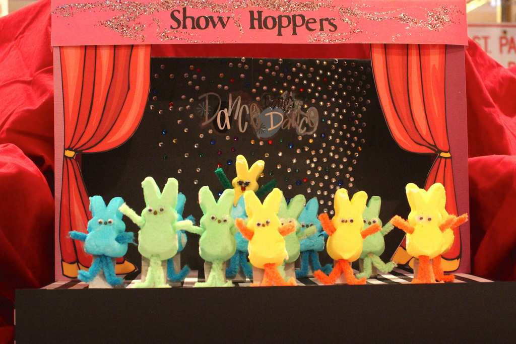 ". ""Show Hoppers,\"" by Natalie Shapira"