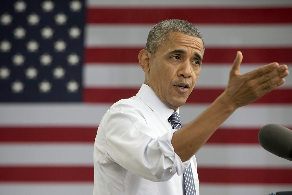 """. 6. (tie) BARACK OBAMA <p>If you were him, you wouldn�t go anywhere near the Mexican border, either. (2) <p><b><a href=\'http://www.nationalreview.com/article/382062/not-obamas-texas-itinerary-border-john-fund\' target=\""""_blank\""""> LINK </a></b> <p>    (AP Photo/Pablo Martinez Monsivais)"""