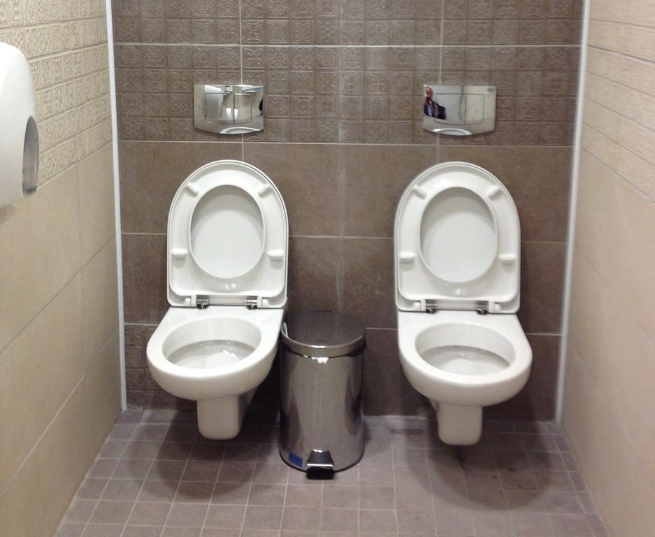 ". <p>6. SOCHI OLYMPICS <p>Apparently adding new demonstration sport: Synchronized s****ing. (unranked) <p><b><a href=\'http://www.twincities.com/news/ci_24967259/sochi-olympics-twin-toilets-better-than-one\' target=\""_blank\""> HUH?</a></b> <p>    (AP Photo/Steve Rosenberg, BBC)"