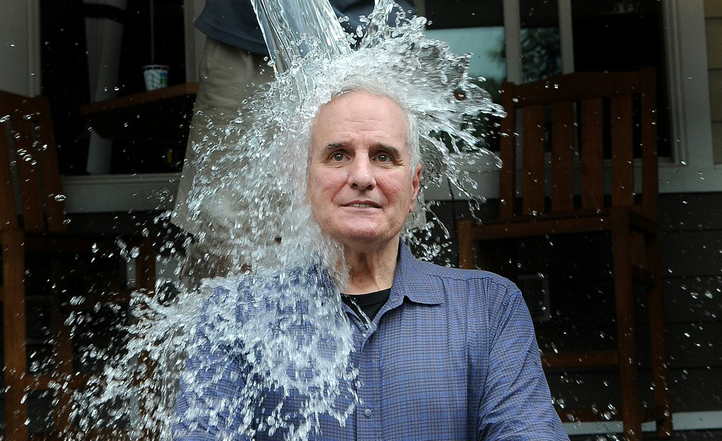 """. 7. (tie) ICE BUCKET CHALLENGE <p>Causes 99.99999999 percent of participants to flinch. At least a little. (1) </p><p><b><a href=\""""http://blogs.mprnews.org/capitol-view/2014/08/gov-dayton-takes-the-ice-bucket-challenge/\"""" target=\""""_blank\""""> LINK </a></b> </p><p>    (AP Photo/St. Paul Pioneer Press, Jean Pieri)</p>"""