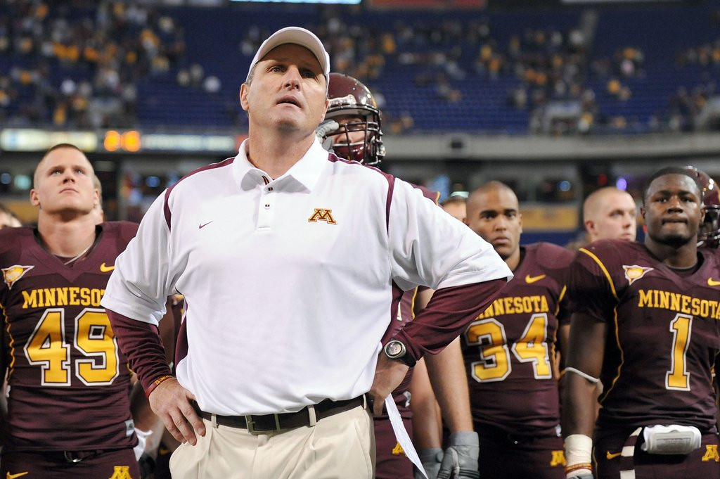 ". <p>3. (tie) TIM BREWSTER <p>Once known as the worst-ever Gophers coach. Now he�s a national champion ... and the worst-ever Gophers coach. (unranked) <p><b><a href=\'http://www.usatoday.com/story/sports/ncaaf/2014/01/02/jimbo-fisher-new-contract-raises-for-assistant-coaches/4294109/\' target=""_blank\""> HUH?</a></b> <p>    (Harry How/Getty Images)"