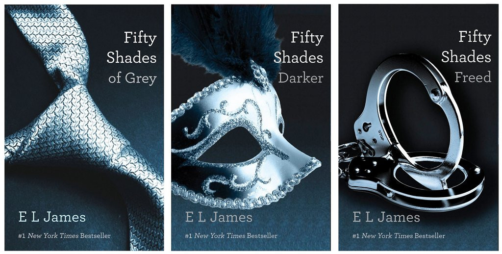 """. <p>6. (tie) �FIFTY SHADES OF GREY� <p>We�re guessing we�ll find �mommy porn� a lot more interesting when it�s actually on film. (unranked) <p><b><a href=\'http://www.twincities.com/entertainment/ci_24002593/fifty-shades-movie-casts-dakota-johnson-charlie-hunnam\' target=\""""_blank\""""> HUH?</a></b> <p>   (AP Photo/Vintage Books, File)"""