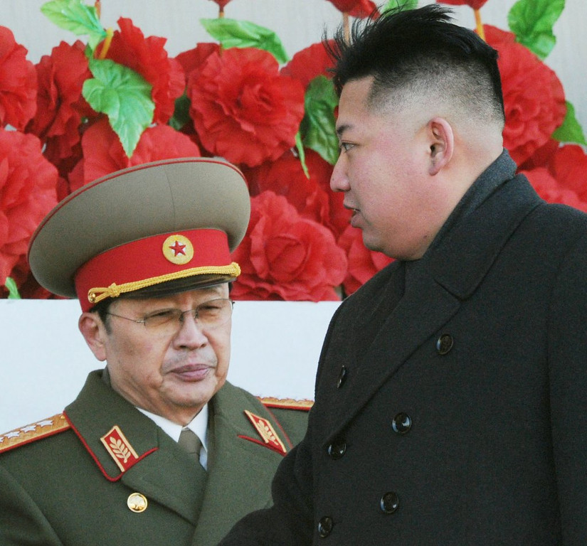 """. <p>6. (tie) KIM JONG-UN <p>Gets 100 percent of the vote after his only dissenter is fed to the dogs. (unranked) <p><b><a href=\'http://www.telegraph.co.uk/news/worldnews/asia/northkorea/10687009/Kim-Jong-un-secures-unsurprising-100-per-cent-victory-in-North-Korea-election.html\' target=\""""_blank\""""> HUH?</a></b> <p>   (AP Photo/Kyodo News)"""