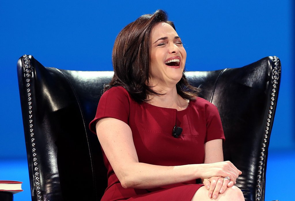 """. <p><b> Facebook Chief Operating Officer Sheryl Sandberg is raising eyebrows with her campaign to get this word removed from the lexicon � </b> <p> A. Bossy <p> B. Bitchy <p> C. Twitter <p><b><a href=\'http://nypost.com/2014/03/17/facebook-coo-sandbergs-ludicrous-crusade-against-bossy/\' target=\""""_blank\"""">HUH?</a></b> <p>   <br> <p><b>ANSWERS</b> <p> The correct answer is always \""""A\"""" ... unless you feel very strongly otherwise. <p> <br><p><i> You can follow Kevin Cusick at <a href=\'http://twitter.com/theloopnow\'>twitter.com/theloopnow</a>.</i>     (Justin Sullivan/Getty Images)"""