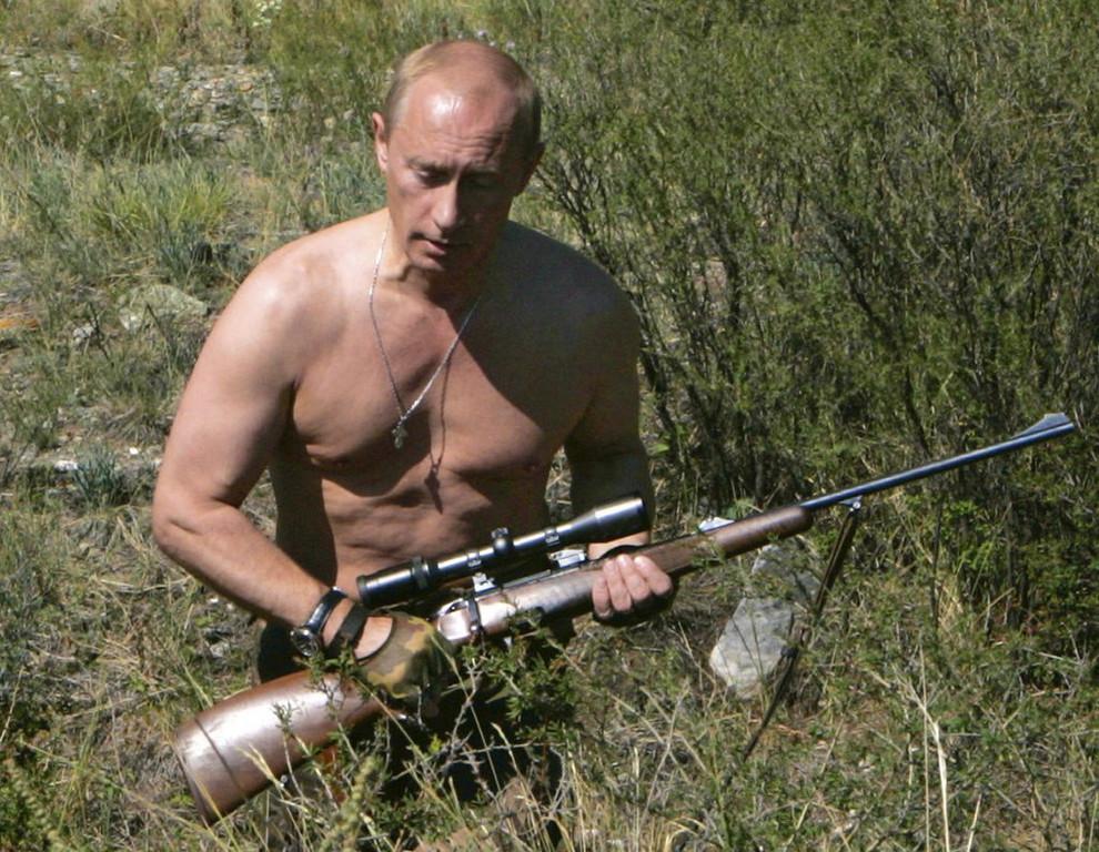 ". <p>2. VLADIMIR PUTIN <p>He�s got chunks of guys like Obama in his stool. (1) <p><b><a href=\'http://www.twincities.com/nation/ci_25270053/putin-russia-has-right-use-force-ukraine?source=rss\' target=\""_blank\""> HUH?</a></b> <p>    (AP Photo/RIA Novosti, Dmitry Astakhov, Government Press Service, file)"